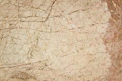 Parete di pietra utilizzata per struttura e fondo Fotografia Stock Libera da Diritti