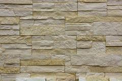 parete di pietra variopinta della priorità bassa Fotografie Stock Libere da Diritti