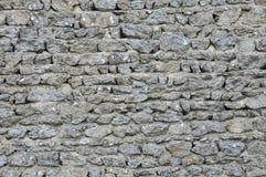 Parete di vecchie pietre con piccola dimensione Fotografie Stock Libere da Diritti