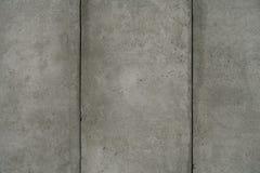 Parete grigia del cemento Immagini Stock