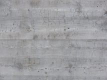 Parete grigia del cemento Fotografia Stock