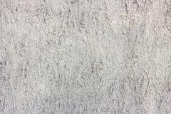 Parete grigio chiaro d'annata incrinata sporca di struttura della muffa del calcestruzzo e del cemento di vecchio lerciume o fond fotografia stock libera da diritti