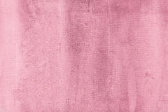 Parete incrinata del cemento, fondo concreto strutturato rosa Fotografie Stock