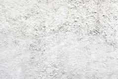 Parete intonacata con la sabbia Fotografie Stock Libere da Diritti