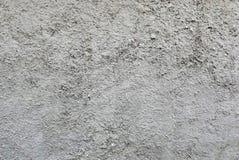 Parete intonacata con la sabbia Immagine Stock Libera da Diritti