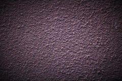 Parete lilla del cemento Fotografie Stock Libere da Diritti