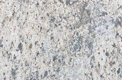 Parete molto sporca del cemento Immagine Stock