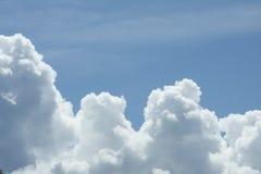 Parete nuvolosa fotografia stock libera da diritti