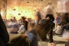 Parete occidentale di Gerusalemme Fotografia Stock Libera da Diritti