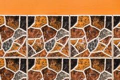 Parete ornamentale 18 Fotografie Stock Libere da Diritti