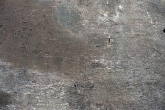 Parete ruvida del cemento concreto di lerciume nell'industriale Fotografie Stock