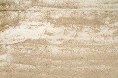 Parete strutturata del cemento Fotografie Stock Libere da Diritti