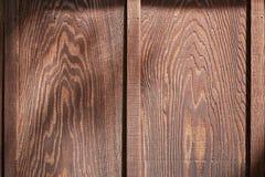 Parete strutturata di legno fotografia stock