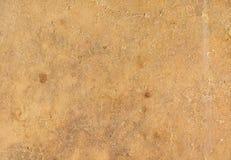 Parete - superficie decorativa 6 dell'arenaria Fotografia Stock