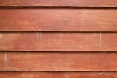 Parete tailandese di legno di stile Fotografie Stock