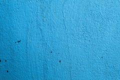 Pareti blu Fotografie Stock Libere da Diritti