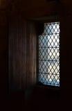 Pareti della fortezza a Carcassonne Francia Immagini Stock Libere da Diritti