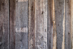 Pareti di legno per fondo Fotografia Stock Libera da Diritti