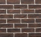 Pareti di muratura del mattone e della pietra Immagini Stock