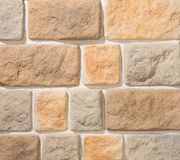 Pareti di muratura del mattone e della pietra Immagini Stock Libere da Diritti