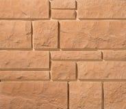 Pareti di muratura del mattone e della pietra Immagine Stock Libera da Diritti