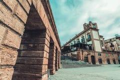 Pareti di Palermo Immagine Stock Libera da Diritti