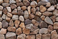 Pareti di pietra Immagine Stock