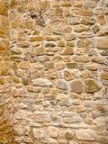 Pareti di pietra Fotografia Stock