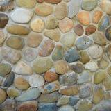 Pareti di pietra come struttura del fondo Fotografie Stock