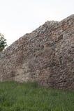 Pareti di pietra fortificate Immagini Stock Libere da Diritti
