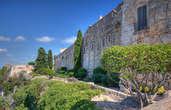 Pareti di Tarragona Fotografia Stock