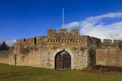 Pareti fortificate Fotografia Stock