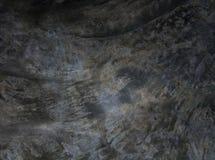 Pareti lucidate liscie del cemento per progettazione fotografie stock libere da diritti