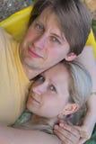 parförälskelse Royaltyfria Bilder