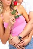 parförälskelse Royaltyfri Foto