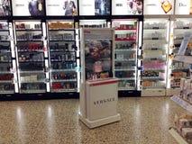 Parfüm- oder Geruchabteilung Lizenzfreie Stockbilder
