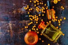Parfüm und Parfümflaschen für Frau lizenzfreie stockfotografie
