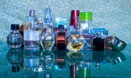 Parfümflaschen Stockbilder