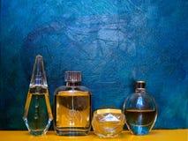 Parfümflaschen Stockfoto