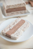 Parfait мороженого Стоковое Фото