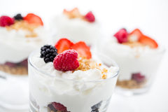 Parfait Stock Photography