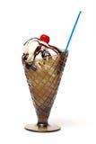 Parfait del gelato Immagine Stock