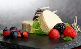 Parfait Dessert Stock Image
