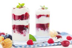 Parfaits Royalty Free Stock Photos