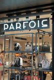 Parfois-Shop Lizenzfreie Stockfotos