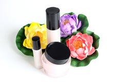 Parfum и цветок Стоковое Изображение