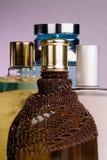 Parfum d'une femme Photo stock