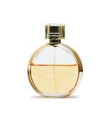 Parfum dat op het wit wordt geïsoleerdX Stock Afbeeldingen