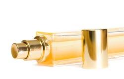 parfum de bouteille photographie stock libre de droits