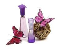 Parfum de l'eau Image libre de droits